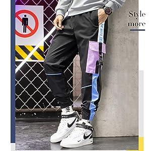 Hip hop pant streetwear