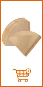 V01 Brown Coffee Filter Paper