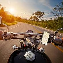 摩托车手机架