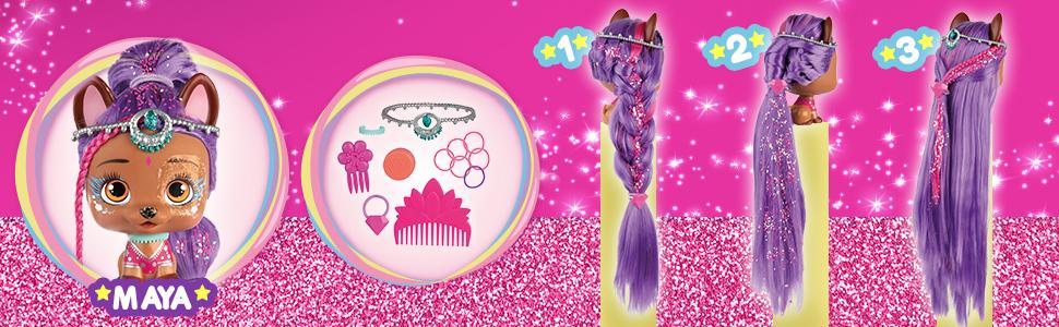 VIP Pets Glitter Twist