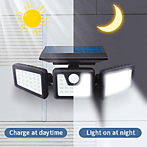 led security lights motion outdoor
