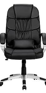High-Back Desk Office Chair