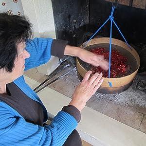 Saffron Drying