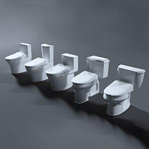 various match of toilet seats