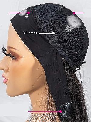 deep wave headband wigs