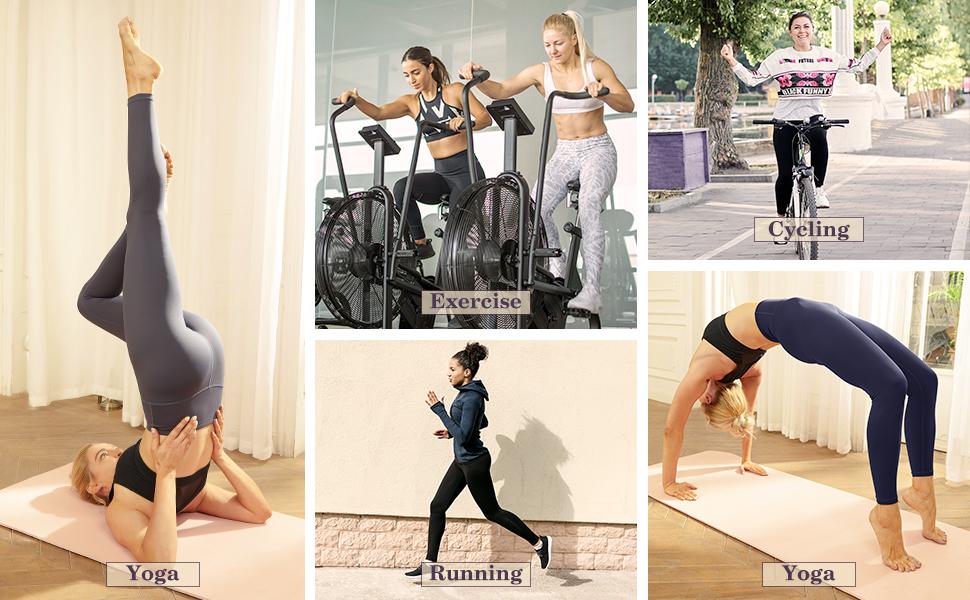 yoga running pants
