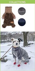 Turtleneck Winter Coat