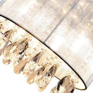 ceiling light crystals