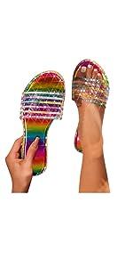 Womenamp;#39;s 2021 Comfy Casual Sandal Platform Summer Beach Travel Slipper Flip Flops