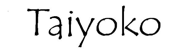 FASHIONABLE LUXURY BRAND TAIYOKO