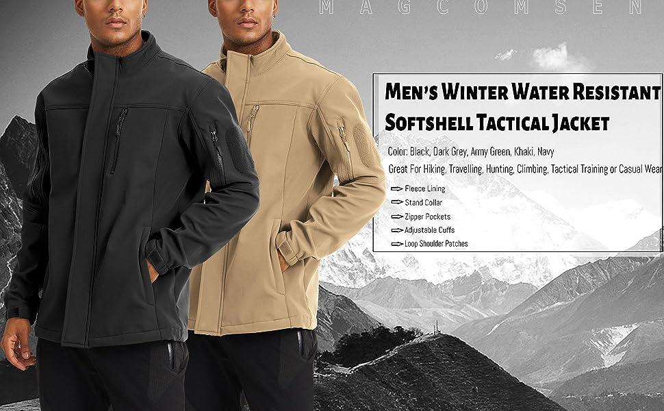 tactical jacket for men