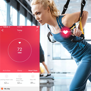 All-Day Heart Rate Monitor