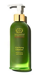 Tata Harper Clarifying Cleanser Purifying natural foam cleanser