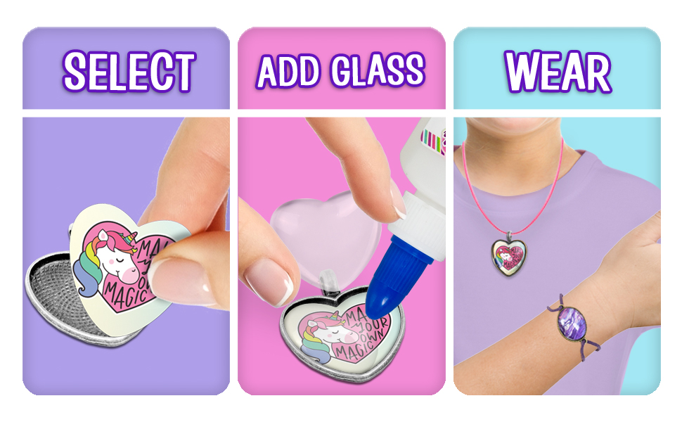 Pendant Jewelry Designer Kit