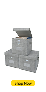 GRANNY SAYS Storage Cubes with Lids
