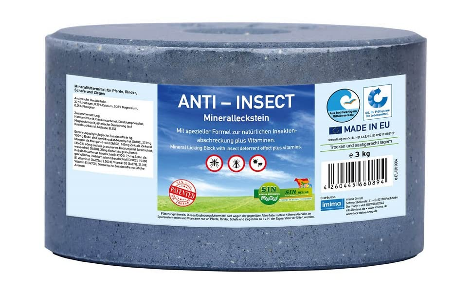 Produktbild Leckstein Anti-Insect