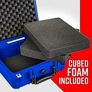 Gear Case Foam