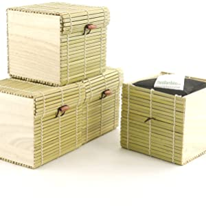 bamboo charcoal bag odor absorber square pouch decorative box