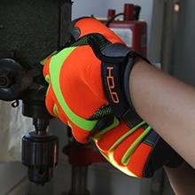 Flexible Mechanic Gloves