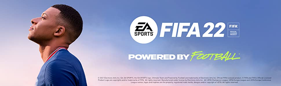 FIFA 22 Powered by Football