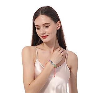 Virgin mary bracelets