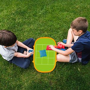 Tic Tac Toe Game for indoor outdoor fun kid toddler