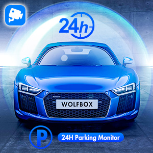 24H Parking Monitor