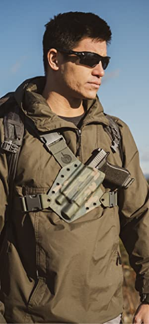 Chest Holster designed for the outdoors