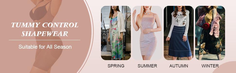 Lover-Beauty shapewear suitable for all season