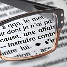 magnifying reading glasses for men and women help you see smaller text more clearly and easily