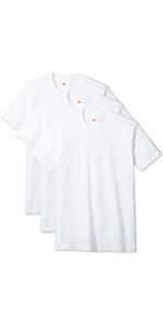 【3枚組み】アカ ラベル クルーネックTシャツ