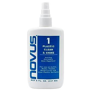 NOVUS 1 Plastic Clean amp; Shine