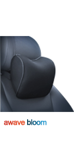 can fill the required area between the neck and car seat effectively