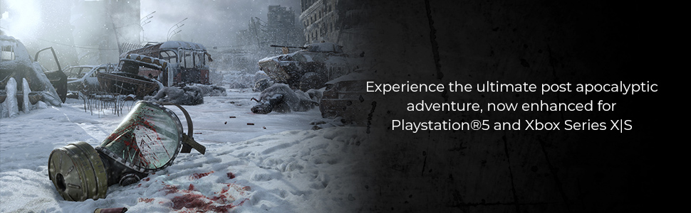 Experience the ultimate post apocalyptic adventure