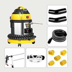 Jaronx 15 PCS Car Detailing Brush Set,Car Cleaning Kit for Wheels,Engine,Console Dashboard,Air Vent