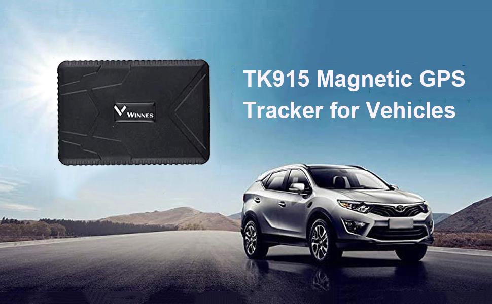 TK915 gps tracker