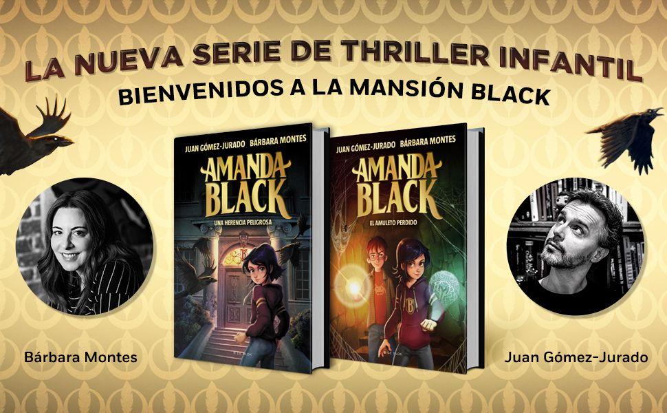 Amanda black 1 y 2