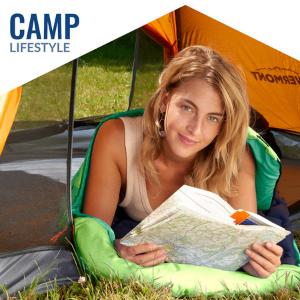 warm sleeping bag, fresh sleeping bag, cool sleeping bag, outdoors, all season bag, hot weather