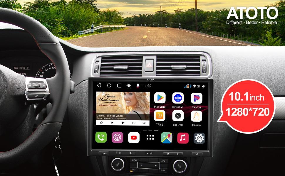ATOTO S8 Gen 2 Car Stereo