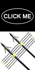 Bowfishing arrow