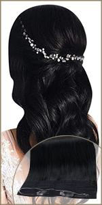flip hair extensions
