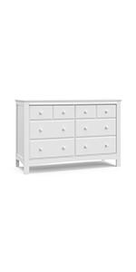 Graco Benton 6 Drawer Dresser