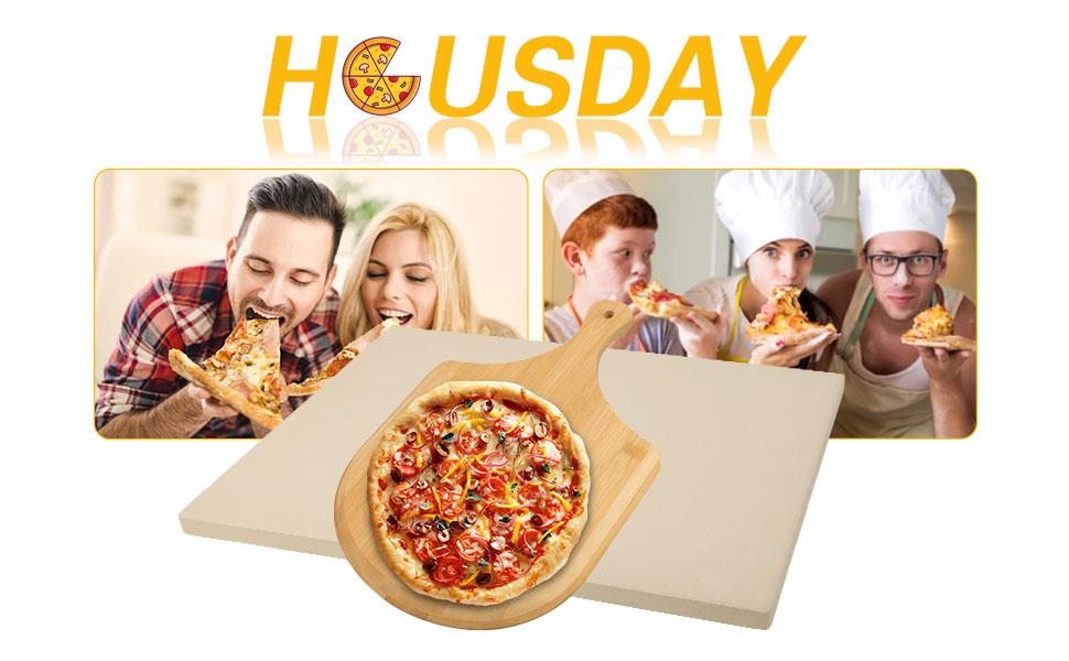 HOUSDAY  PIZZA STONE