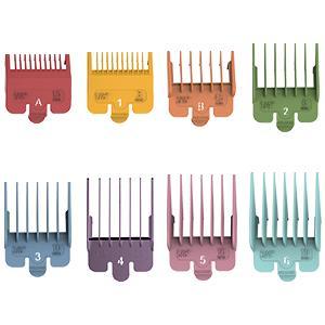 Selective Trimming Comb Attachments