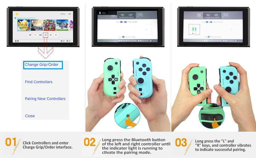 switch controller nfc turbo