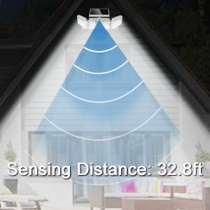 sensor distance