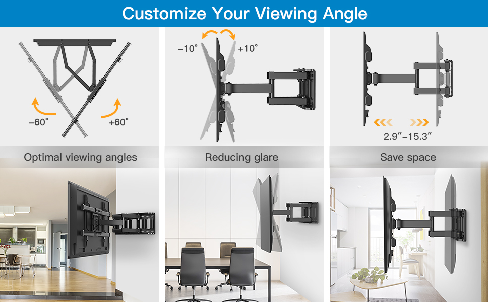 stable tv wall mount