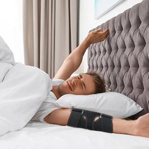 Sleep elbow brace
