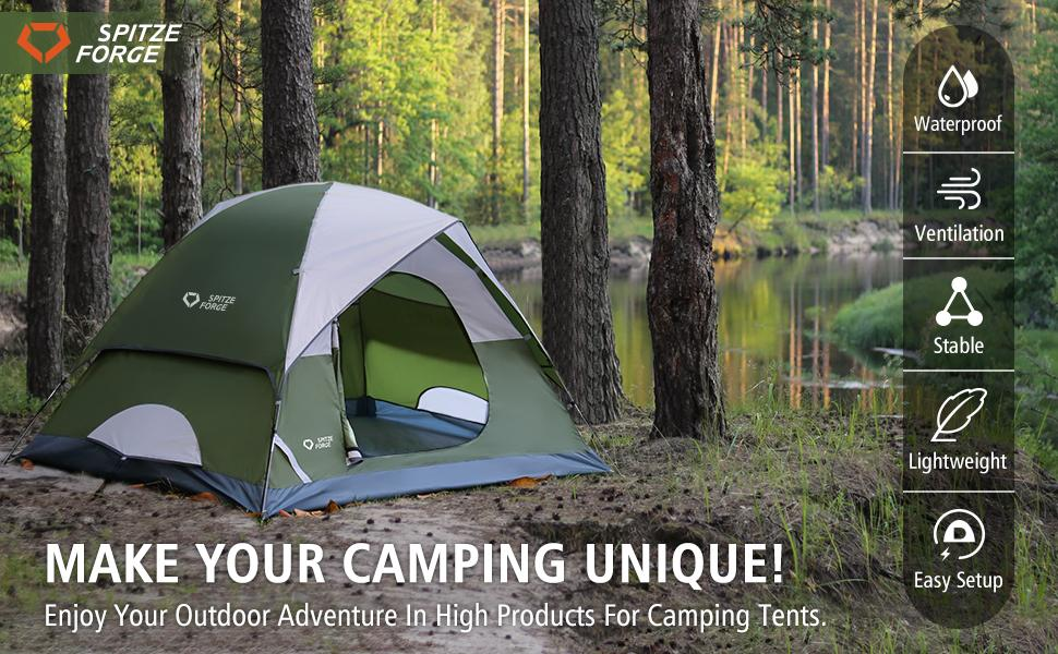 Enjoy your outdoor adventure in high products for camping tents!