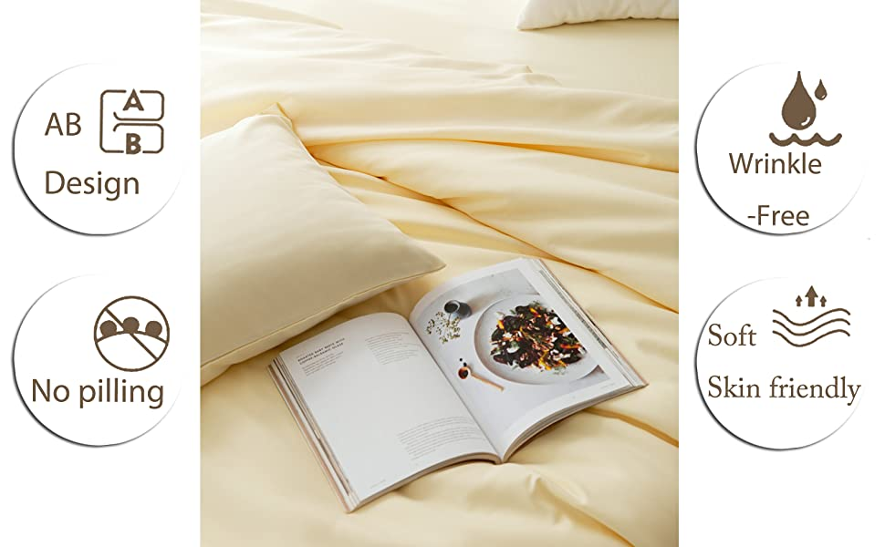 1800 Thread Count 100% BRUSHED MICROFIBER POLYESTER